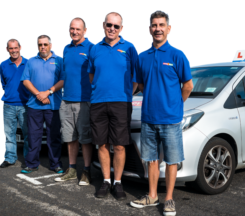 Meet our Driving Instructors